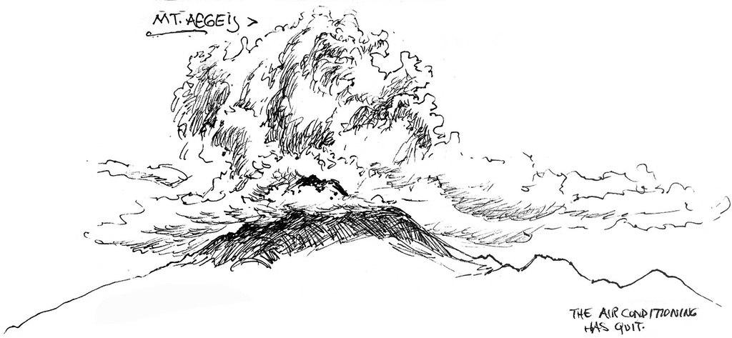 Mt Aegeis