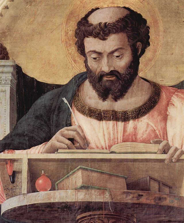 St Luke Andrea_Mantegna 1454
